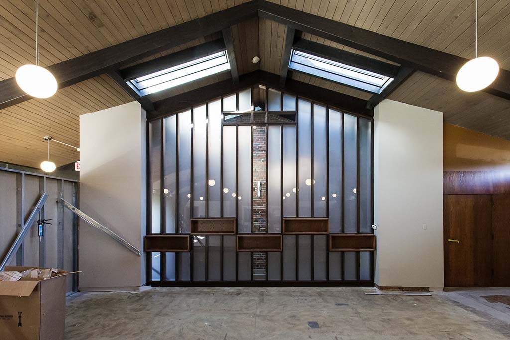 St. Timothy's Parish Hall Renovation