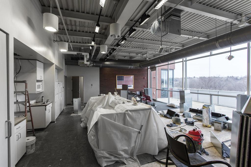Carlisle Fire Department Addition – Ball Team Construction LLC